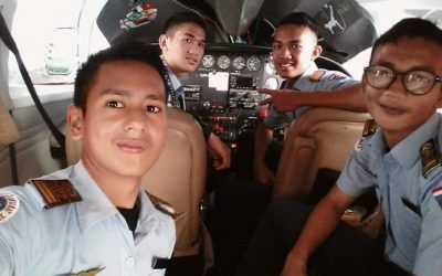 Prakerin di Whitesky Aviation Halim Perdanakusuma
